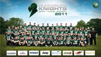 Oldenburg Knights 2010 - 16:9