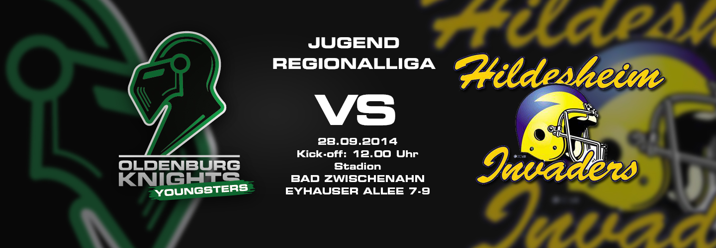 Letzter Gameday der Knights Youngsters