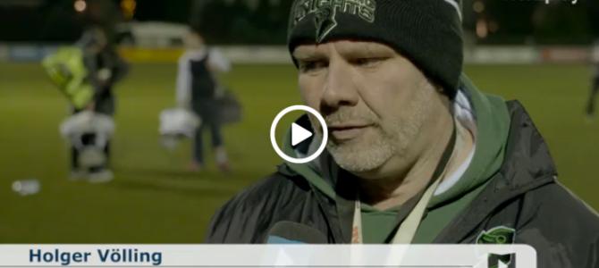NWZplay und die Oldenburg Knights erklären Football