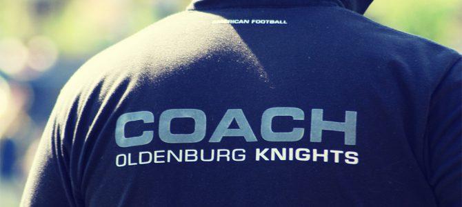 Neues und Bewährtes im Coaching Staff
