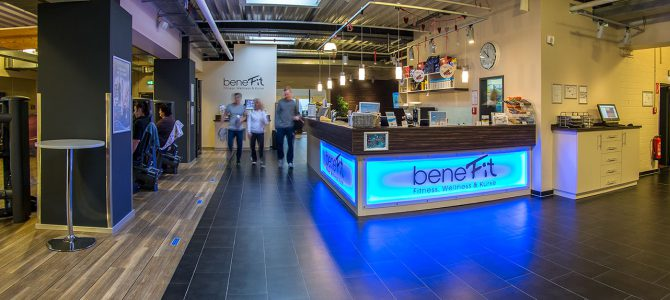 BeneFit ist neuer Premium Partner