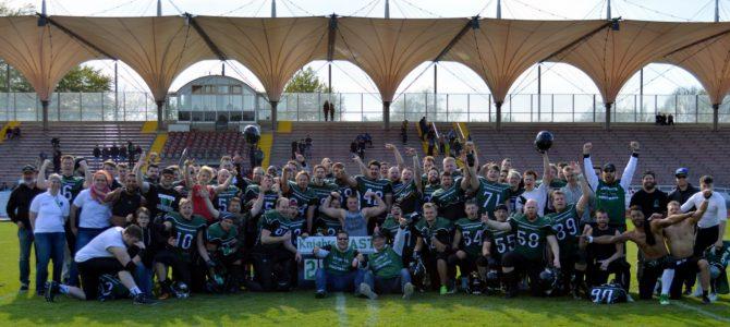 VfL Oldenburg Knights vs. Arminia Spartans