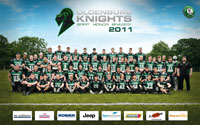 Oldenburg Knights 2010 - 16:10