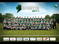 Oldenburg Knights 2010 - 4:3