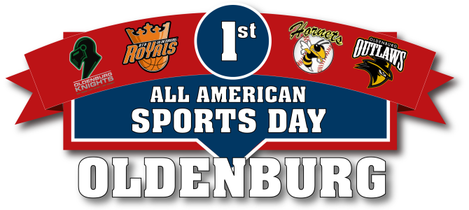 Oldenburg Knights beim ALL AMERICAN SPORTS DAY