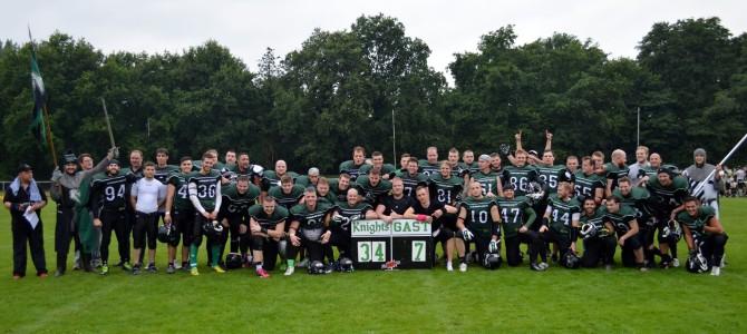 Mission Regionalliga erfüllt