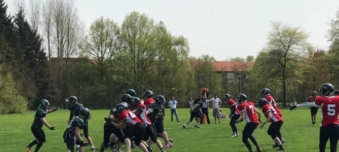 Guter Start in die A-Jugend Regionalliga