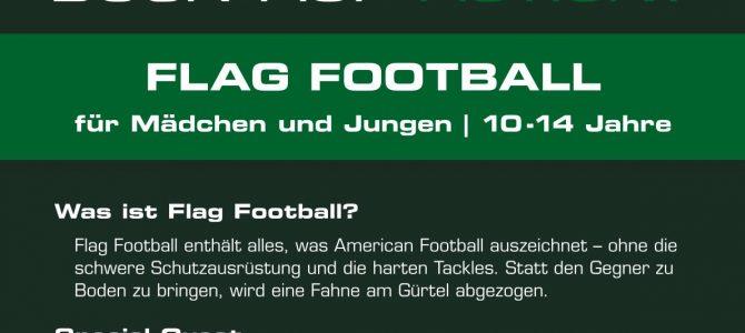 Flag Football zum Ausprobieren