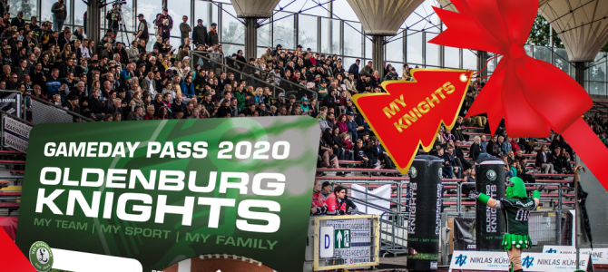 Gameday Pass 2020 – Der Christmas Deal