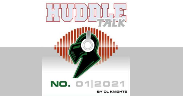 Huddle Talk Nr.1 21 ist online